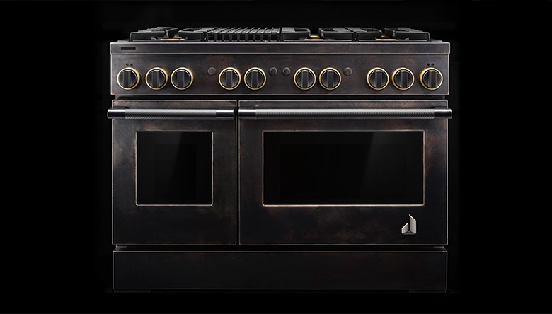 世界著名厨房用具生产商JennAir更换新LOGO
