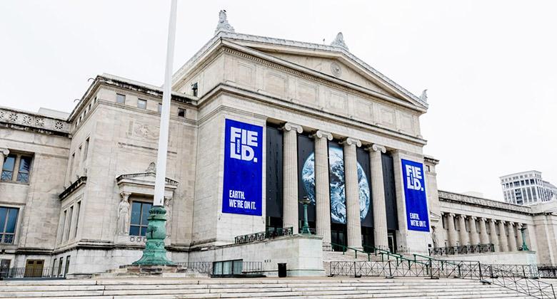 菲尔德博物馆(The Field Museum)启用新LOGO