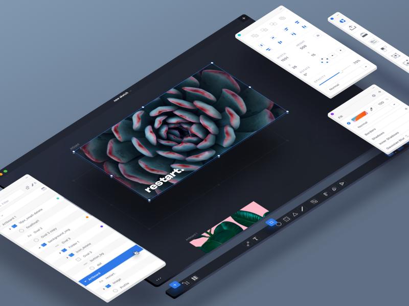 精美的UI & UX设计集锦(3)