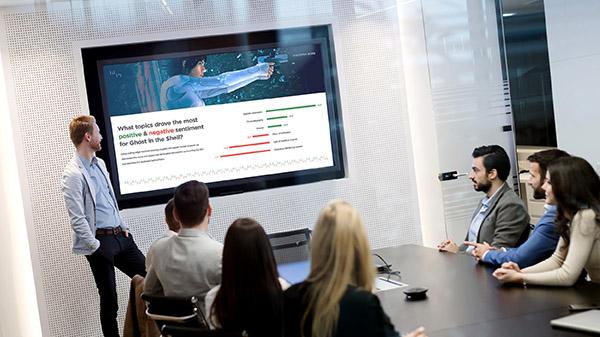 伦敦数据智能公司Wavemetrix提升品牌形象