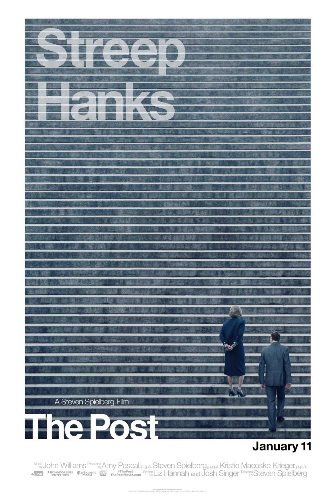 第90届奥斯卡金像奖获奖名单和电影海报欣赏