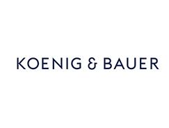 印刷机制造商Koenig&Bauer更新品牌形象