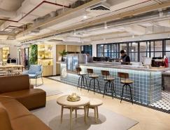 雅加达GoWork联合办公空间设计