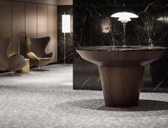 感受北欧设计之美  哥本哈根SAS皇家酒店翻新设计