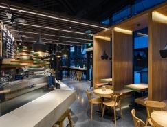 北京THE MISSION烤肉店空间设计