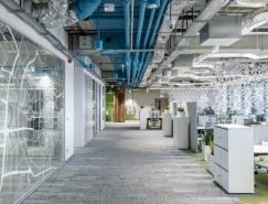 跨境电商平台OLX总部办公空间