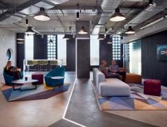 Adobe伦敦办公室空间设计