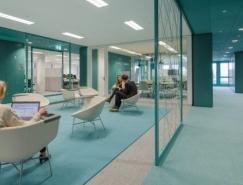 荷兰能源公司ALLIANDER办公室改造