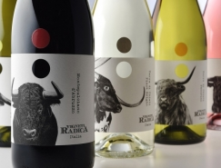 Vigneti Radica葡萄酒包装设计