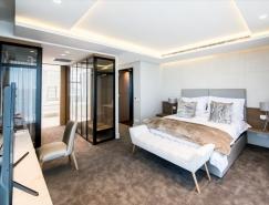 开普敦Fairmont海景复式豪宅设计