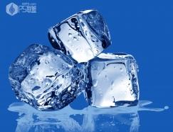 PS教你快速摳出透明的冰塊