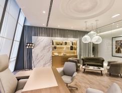 时尚杂志MOJEH办公室空间设计