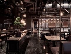 一場視覺盛宴:台北老王火鍋店空間設計