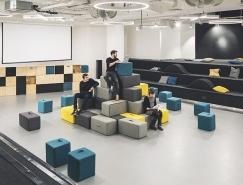 KIDZ使用模块化和多功能元素设计了一个文化中心