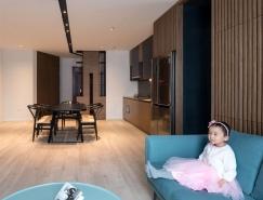 越南河內現代簡約的住宅