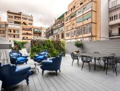充满活力和现代气息的巴塞罗那公寓改造皇冠新2网