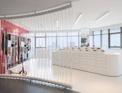以色列Luxottica集团办公室设计