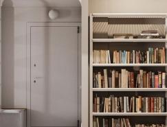 白俄罗斯60平米现代极简主义BUDDHA公寓设计