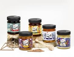 ETNO蜂蜜包装设计