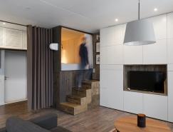 节省空间的阁楼床:3个小户型装修皇冠新2网