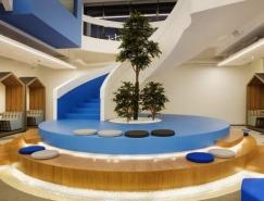 德国巴斯夫BASF伊斯坦布尔办公室设计