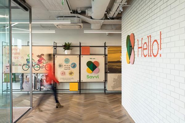 爱尔兰第二大信用合作社Savvi新品牌形象