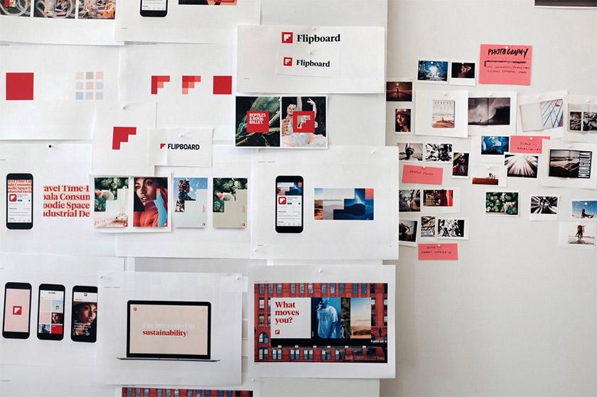 社交新闻杂志Flipboard(红板报)启用新LOGO