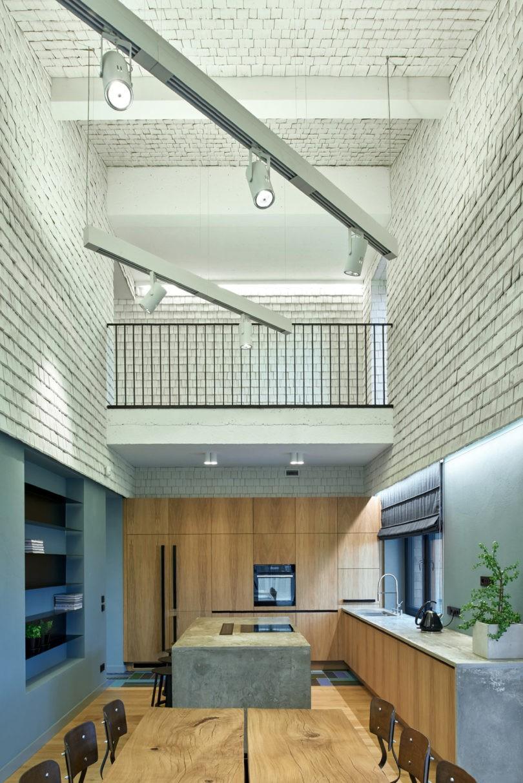 立陶宛Druskininkai二层住宅空间设计
