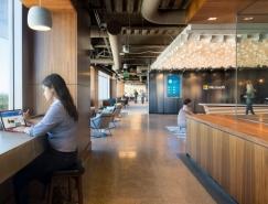 华盛顿微软PacWest办公室空间设计
