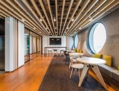 律师事务所Clifford Chance香港办公室设计