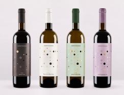 Buonanno葡萄酒包装和标签设计