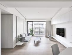 30个纯净的白色起居室与客厅皇冠新2网