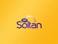 Soltan防晒霜包装设计