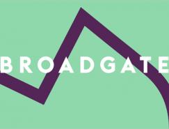 伦敦Broadgate街区新的品牌视觉设计