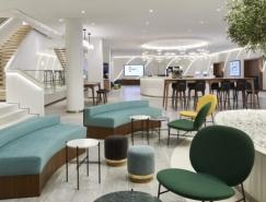 舒适温暖的工作空间 巴黎欧莱雅办公室皇冠新2网