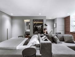 精致空间的42平米小公寓装修设计