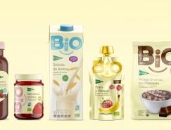 可爱的笑脸:Bio食品和饮料包装设计
