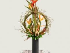 55個美麗的創意插花藝術