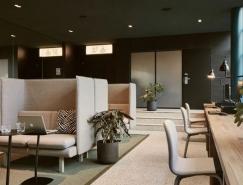 酒店翻新:芬兰万塔机场积云酒店设计