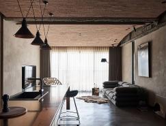 台湾125平方米精致优雅的现代风格住宅设计