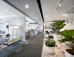 哥伦比亚室内设计公司Figamma办公室设计