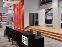 纽约体育新闻网BLEACHER REPORT开放式办公室设计